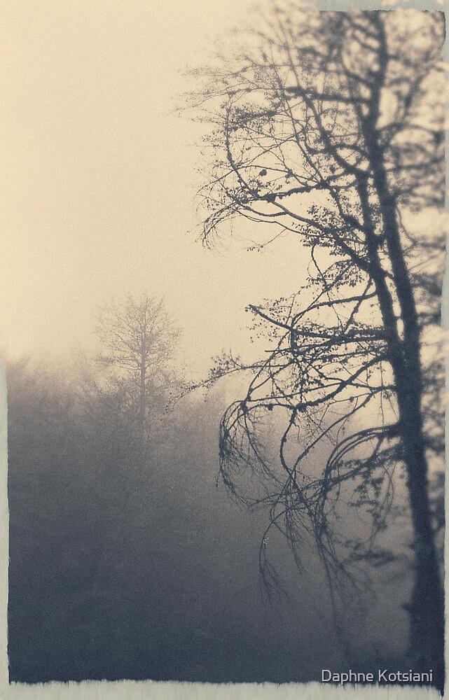 the trees by Daphne Kotsiani