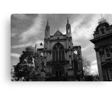 St Pauls Cathedral - Dunedin Canvas Print