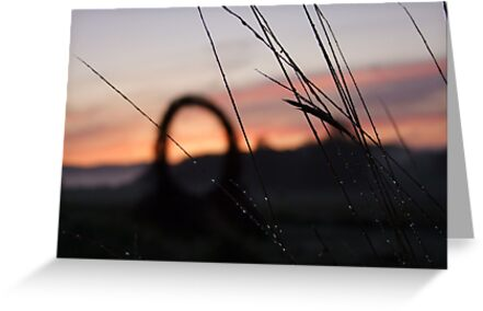 Celtic Circle Dawn-01 by Pat - Pat Bullen-Whatling Gallery