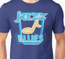 Mardi Gras Jazz & Blues Unisex T-Shirt