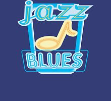 Mardi Gras Jazz & Blues Unisex T-Shirt