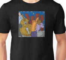 Mardi Gras Jazz Unisex T-Shirt