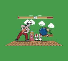 Fight! One Piece - Short Sleeve