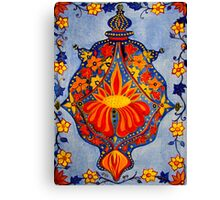 CEM-Colour-006RB-Contemporary Ethnic Mix Canvas Print