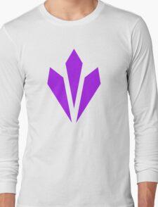 Vitality - Purple Long Sleeve T-Shirt