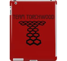 Torchwood sign  iPad Case/Skin