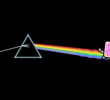 Nyan Cat/Prism by Lutubert