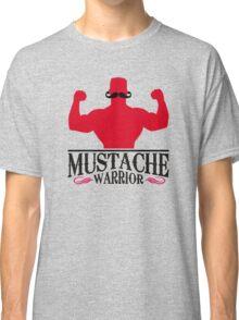 Mustache Warrior Classic T-Shirt