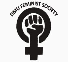 DMU Feminist Society design - Fist Logo by tribal191983