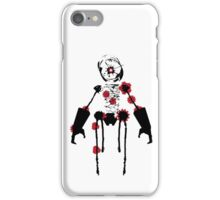 Ink Blot Ro-Bot iPhone Case/Skin