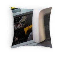 BMW Z4 sDrive20i Pure Impulse Inside [ Print & iPad / iPod / iPhone Case ] Throw Pillow