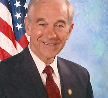 celebrities ron paul 3 by Adam Asar