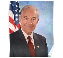 celebrities ron paul 3 Poster