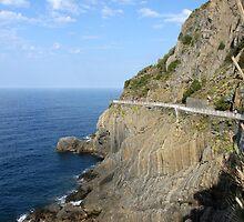 Edge to the Mediterranean by Andrea  Muzzini
