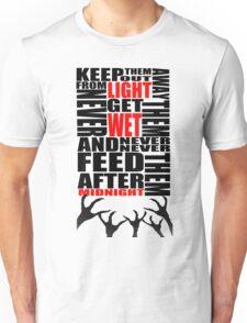 Gremlins Rules Core Unisex T-Shirt