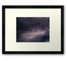 ©HCS Magical Mistery Cloud Framed Print