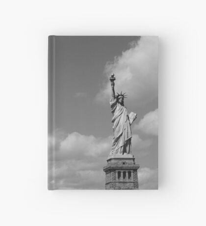 Lady Liberty Hardcover Journal