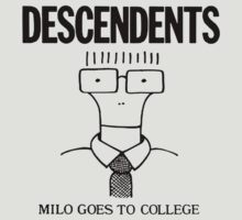 Descendents Milo Goes to College by punglam