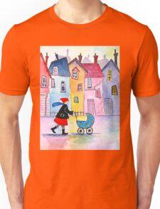 Walking the Baby Unisex T-Shirt