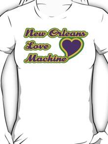 New Orleans Love Machine T-Shirt