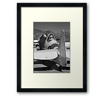 Pre-Flight Framed Print
