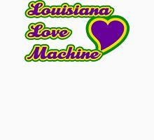 Louisiana Love Machine Womens Fitted T-Shirt