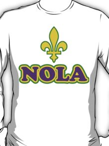 NOLA New Orleans Louisiana T-Shirt