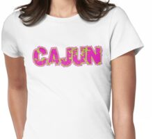 Cajun Womens Fitted T-Shirt