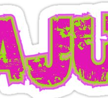 Cajun Sticker