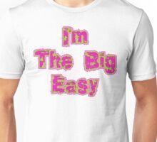 Mardi Gras I'm The Big Easy Unisex T-Shirt