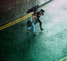 Rain, RUN! by Rob Browne