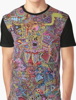 ATOMS MOLECULES - LARGE FORMAT Graphic T-Shirt