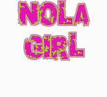 NOLA Girl Womens Fitted T-Shirt