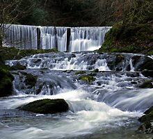 Stock Ghyll by mikebov