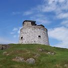 Carleton Martello Tower by Martha Medford