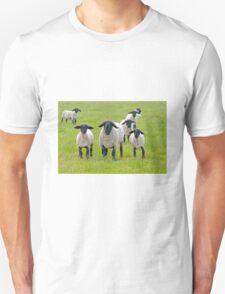 Suffolk Sheep Unisex T-Shirt