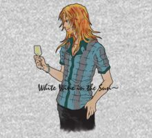 White Wine~ by Lyrieux Cresswell-Croft