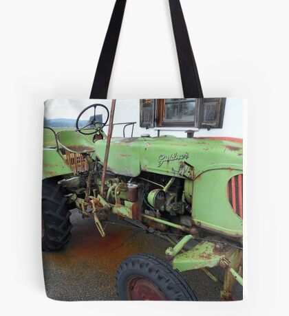 Tractor-Historic Tote Bag