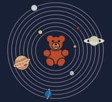 """But it's the Solar System!"" Kids Clothes"