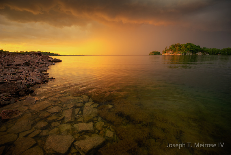 Grindstone Island by Joseph T. Meirose IV