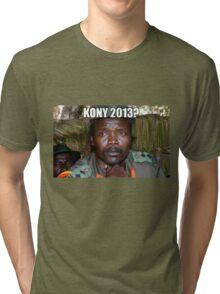 Kony 2013 Meme Shirt Tri-blend T-Shirt