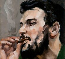 Che Cigarro by ioannes26