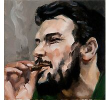 Che Cigarro Photographic Print
