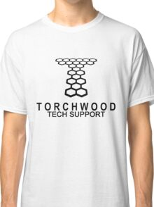Torchwood Tech Support Classic T-Shirt