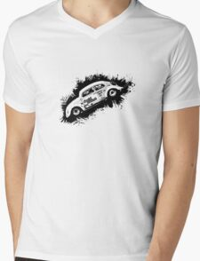 Bug Splat Mens V-Neck T-Shirt