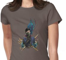 Emily Kaldwin Womens Fitted T-Shirt