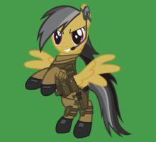 My Little Military Pony Kids Tee