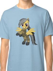 My Little Military Pony Classic T-Shirt