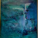 Rain Forest Mixed media Painting by creativegenious