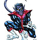 Nightcrawler by JohnnyGolden